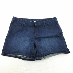 Banana Republic Stretch Casual Denim Jean Shorts